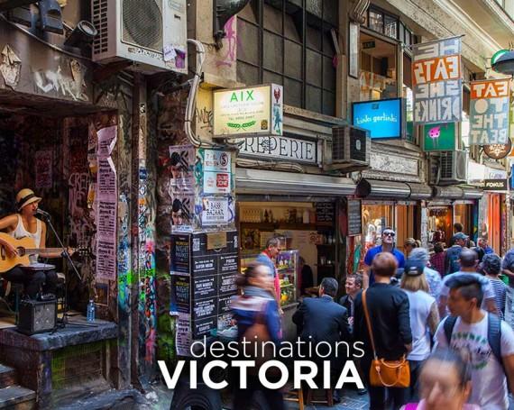 Destinations Victoria